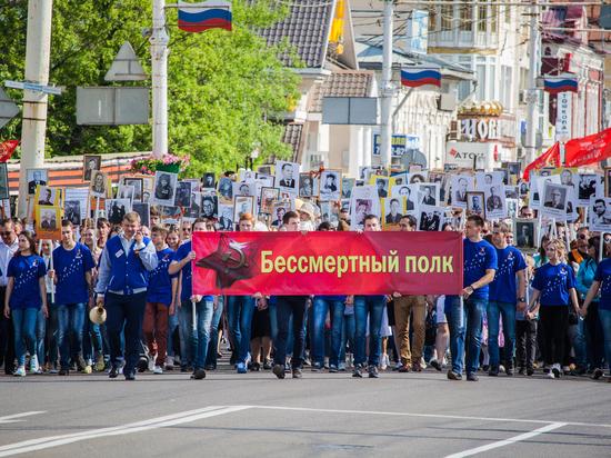 По улицам Тамбова в День Победы пройдет