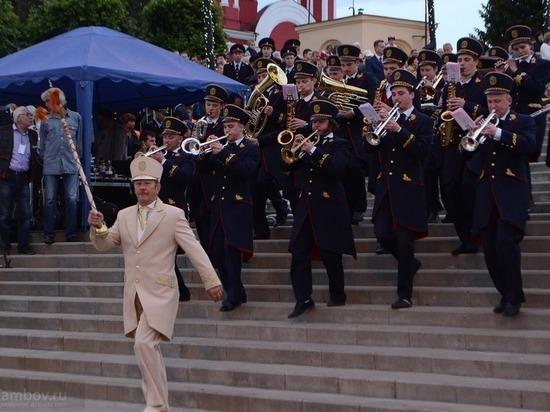 В Тамбове на Международном фестивале духовых оркестров выступят десять лучших оркестров России