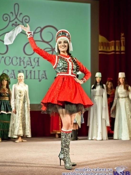 Студентка из Тамбова завоевала гран-при конкурса красоты