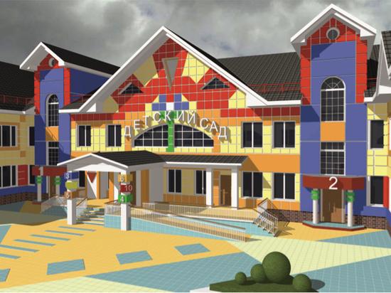 В Тамбове построят новый детский сад на 225 мест