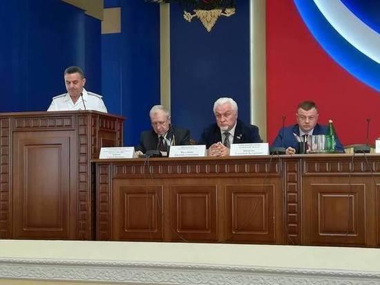 Главный полицейский Тамбовской области рассказал о наиболее громких преступлениях