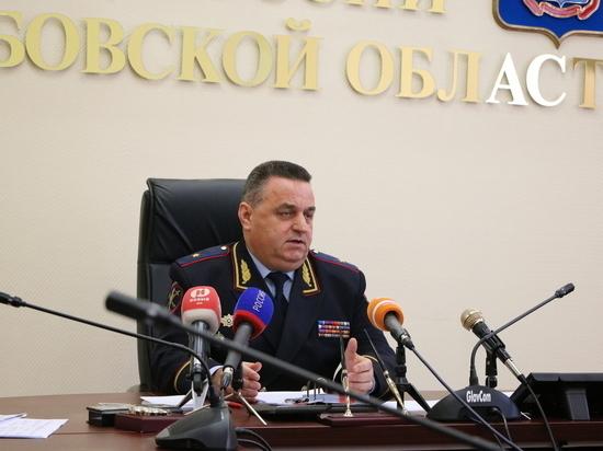 Начальник тамбовской полиции Юрий Кулик переведен в другой регион