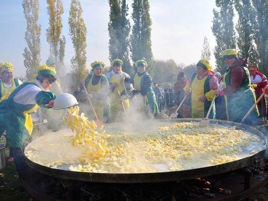 Праздник Тамбовской картошки вошел в первую пятерку самых