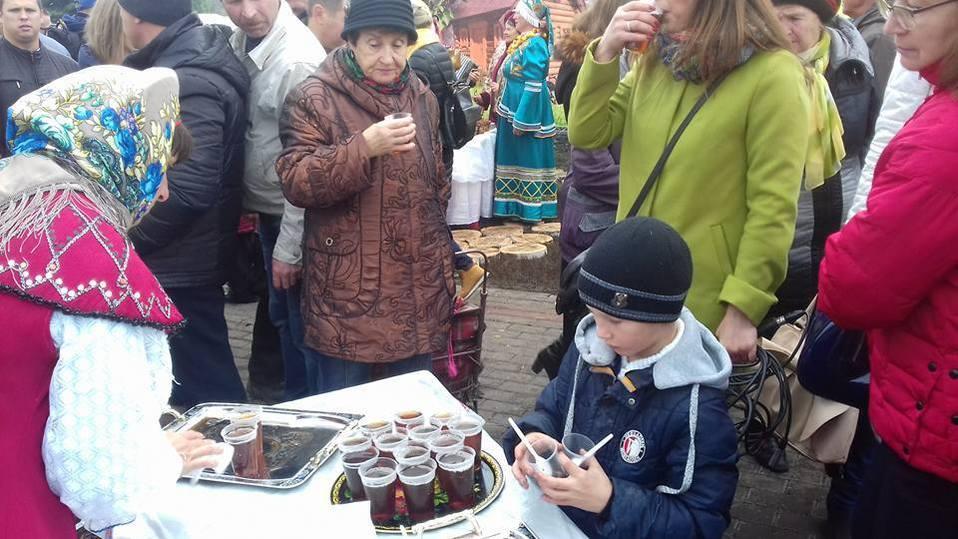 НаПокровской ярмарке вТамбове зафиксирован рекорд РФ