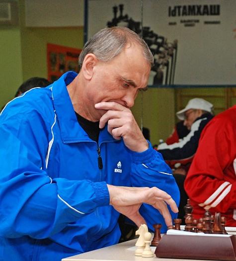 Электромонтер изТамбова стал шахматным гроссмейстером