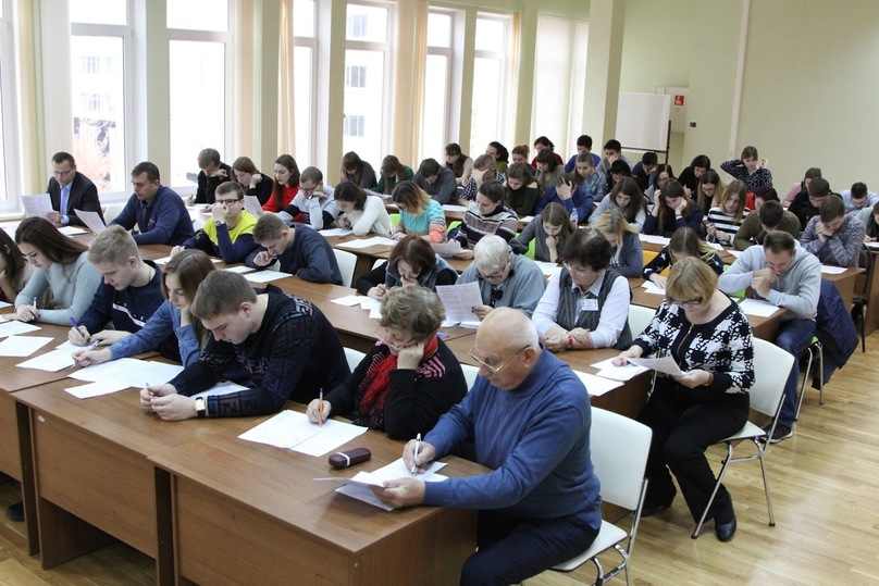 К результатам  акции «Большой этнографический диктант» вФёдоровском