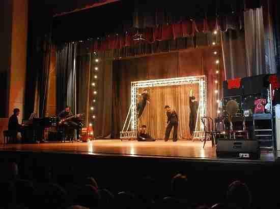 В Тамбов с гастролями приедет Костромской камерный драматический театр