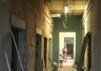 В Тамбове близится к завершению капремонт психиатрической больницы