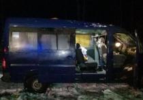Четыре девушки в тяжелом состоянии попали в больницу после ДТП в Рассказовском районе