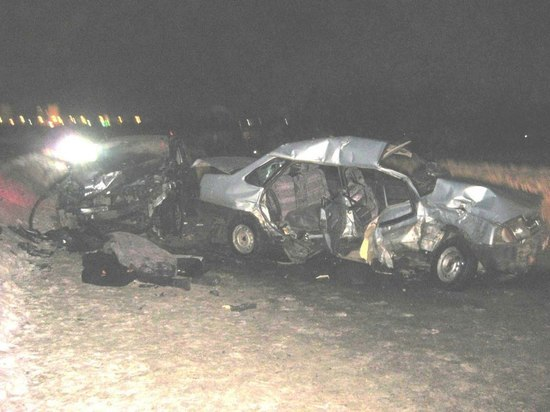 В Тамбове на Магистральной произошло тройное ДТП: один человек погиб