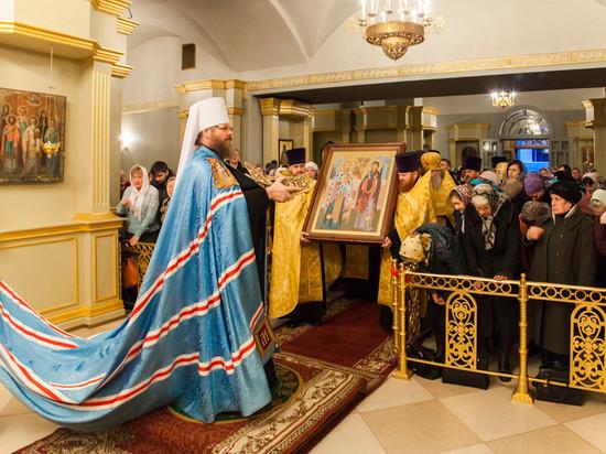 В Мичуринск привезут ковчег с частицей мощей святителя Луки