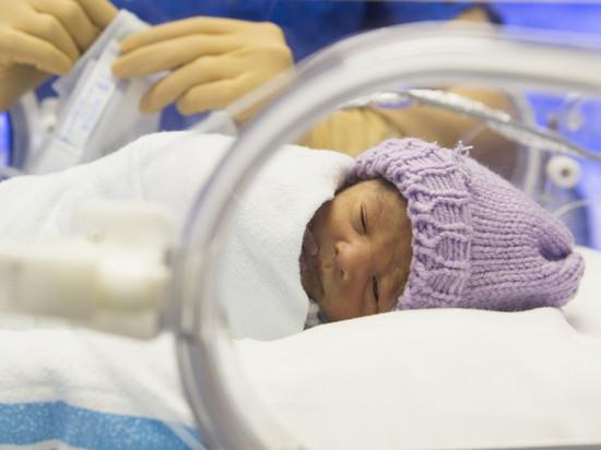 В новом перинатальном центре в Тамбове родился первый малыш