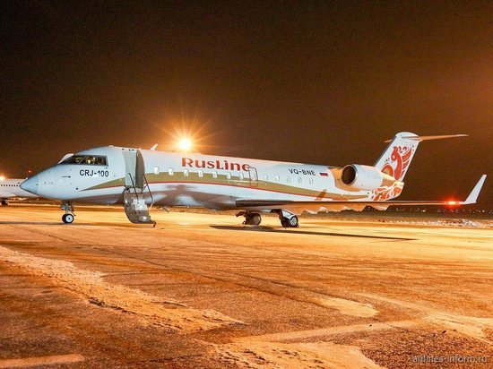 С июня возобновятся прямые авиарейсы из Тамбова в Сочи и обратно