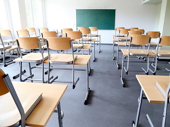 Все тамбовские школы закрыли на карантин