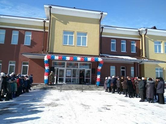 В Ивановке открыли Дом культуры с концертным залом