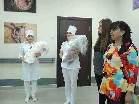 В перинатальном центре Тамбова выписали первых новорожденных