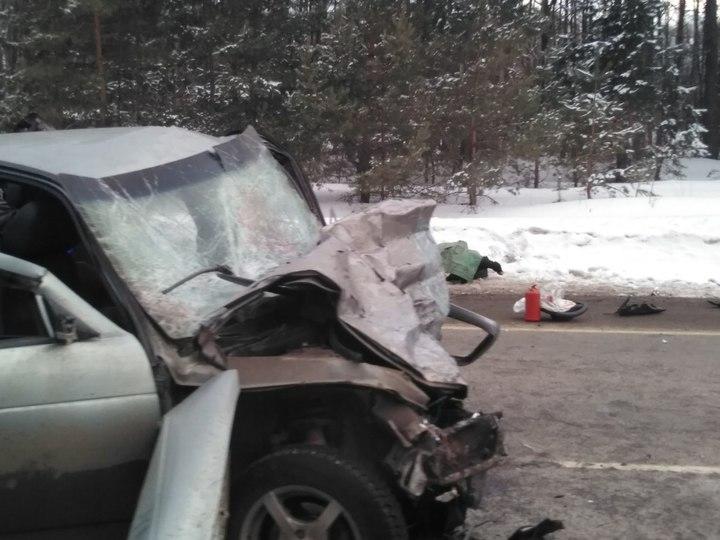 В ужасной трагедии натрассе Тамбов-Пенза погибло два человека